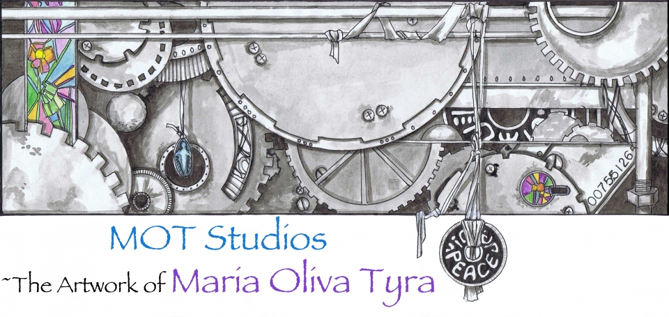 MOT Studios-the Artwork of Maria Oliva Tyra Banner